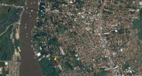 Vendo 3 Has En Mariano Roque Alonso A 1000 Mts Del RiÓ  Paraguay Donde Nadie Vende