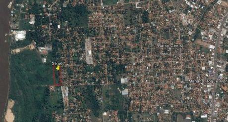 Vendo 30.000 Mt2 Ideal Para Deposito En Mariano Roque Alonso A 1000 Mts Del RiÓ Paraguay
