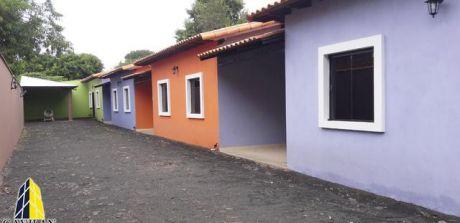 Casas Independientes En Km 19 Minga Guazu