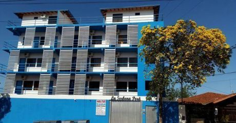 Alquilo Departamento Amoblado, Para Una Persona ;en San Lorenzo, Zona Una, Shopping Pinedo, Materno Infantil.
