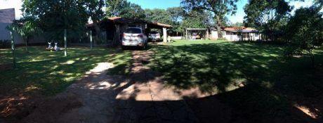 Alquilo Amplia Casa Quinta Para Vivienda En San Lorenzo Reducto