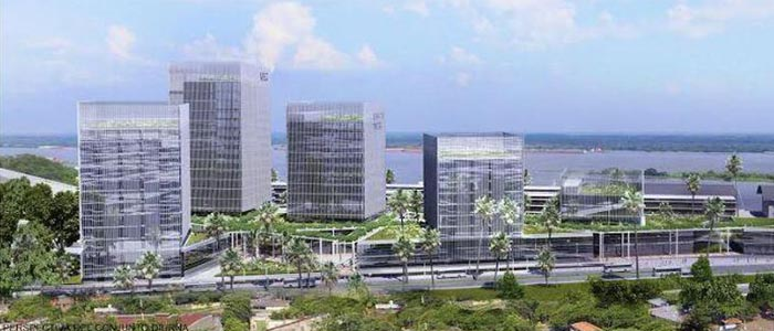 Obras en el Puerto de Asunción darán nuevo impulso al Centro