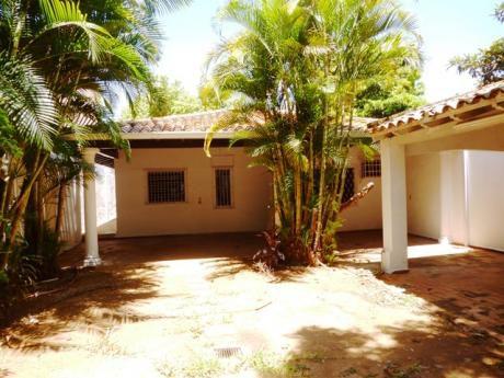 Casa En Venta Y Alquiler En Asunción - Mariscal Estigarribia