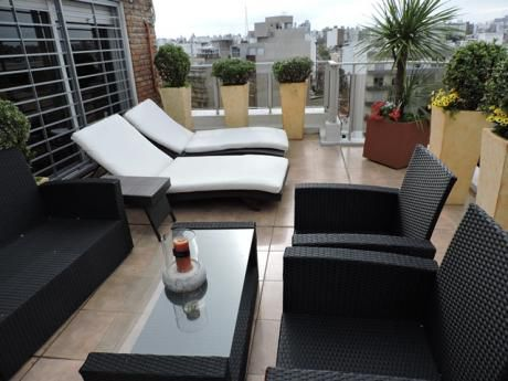 77742 - Apartamento Penthouse 2 Dormitorios En Alquiler En Pocitos