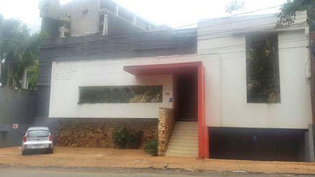 Alquilo Edificio Corporativo Aprox 685 M2 Construidos Zona Banco Central.