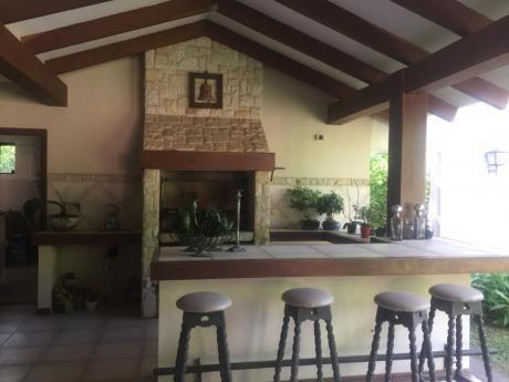 Lujosa Casa En Alquiler, Zona Urubo