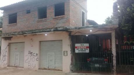 Tierra Inmobiliria - Hermosa Casa A Refaccionar En Lambare!