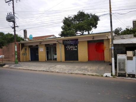 Nuevo Precio - Casa En Lambaré En Alquiler - Sobre República Argentina
