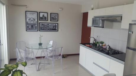 Departamento De 1 Dormitorio Amoblado En Zona Norte En Venta En 70000$us