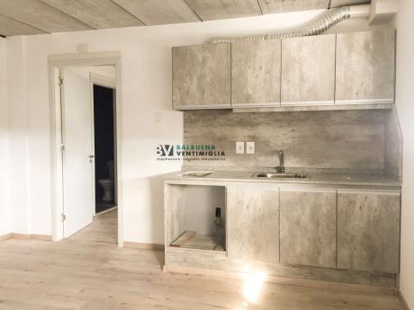 Precioso Apartamento De 1 Dormitorio En Alquiler - Parque Rodo