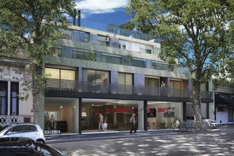 Edificio Dot | 1 Dorm (mono Dividio) | Punta Carretas