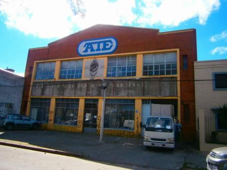 Local Industrial - Galpon