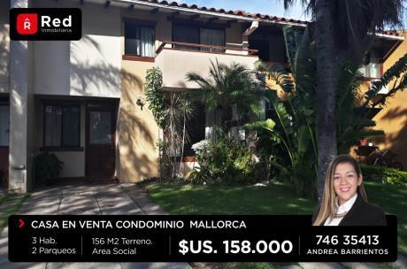 Casa En Condominio Mallorca