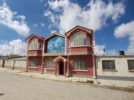 Casa Amplia En El Alto