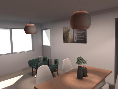Venta Apartamento 1 Dormitorio, Cordón, Estrena En 2019!