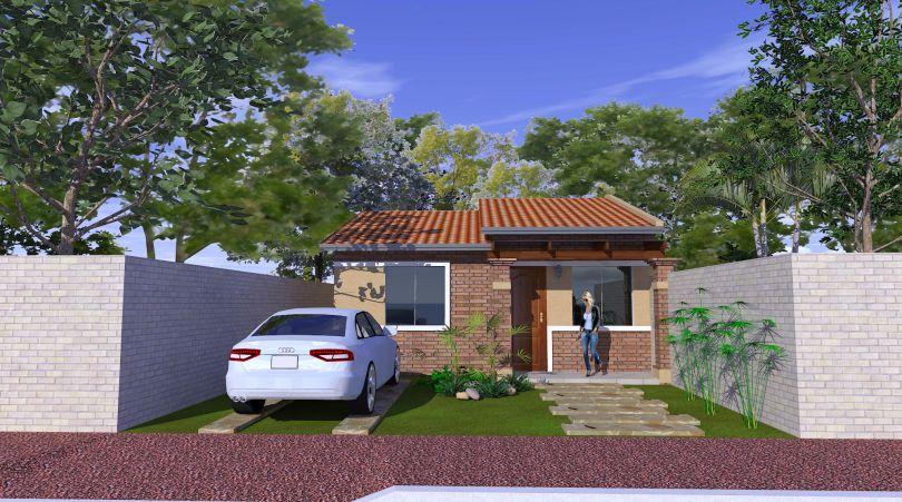 Vendo casas a estrenar adquir ya tu casa propia con for Hacer tu propia casa