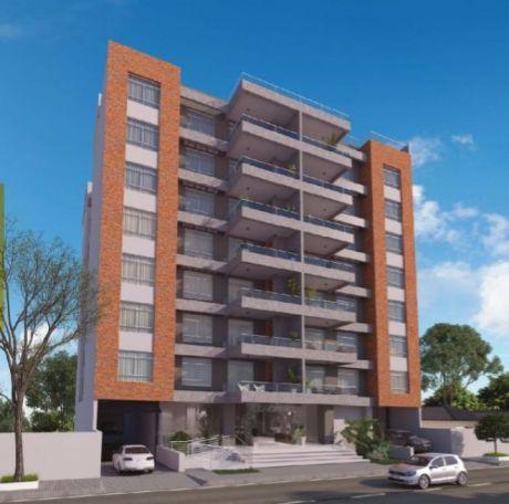 Departamentos En Edificio En Barrio Herrera