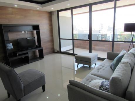 Dpto 2 Dorm. Amoblado En Equipetrol Madero Residence