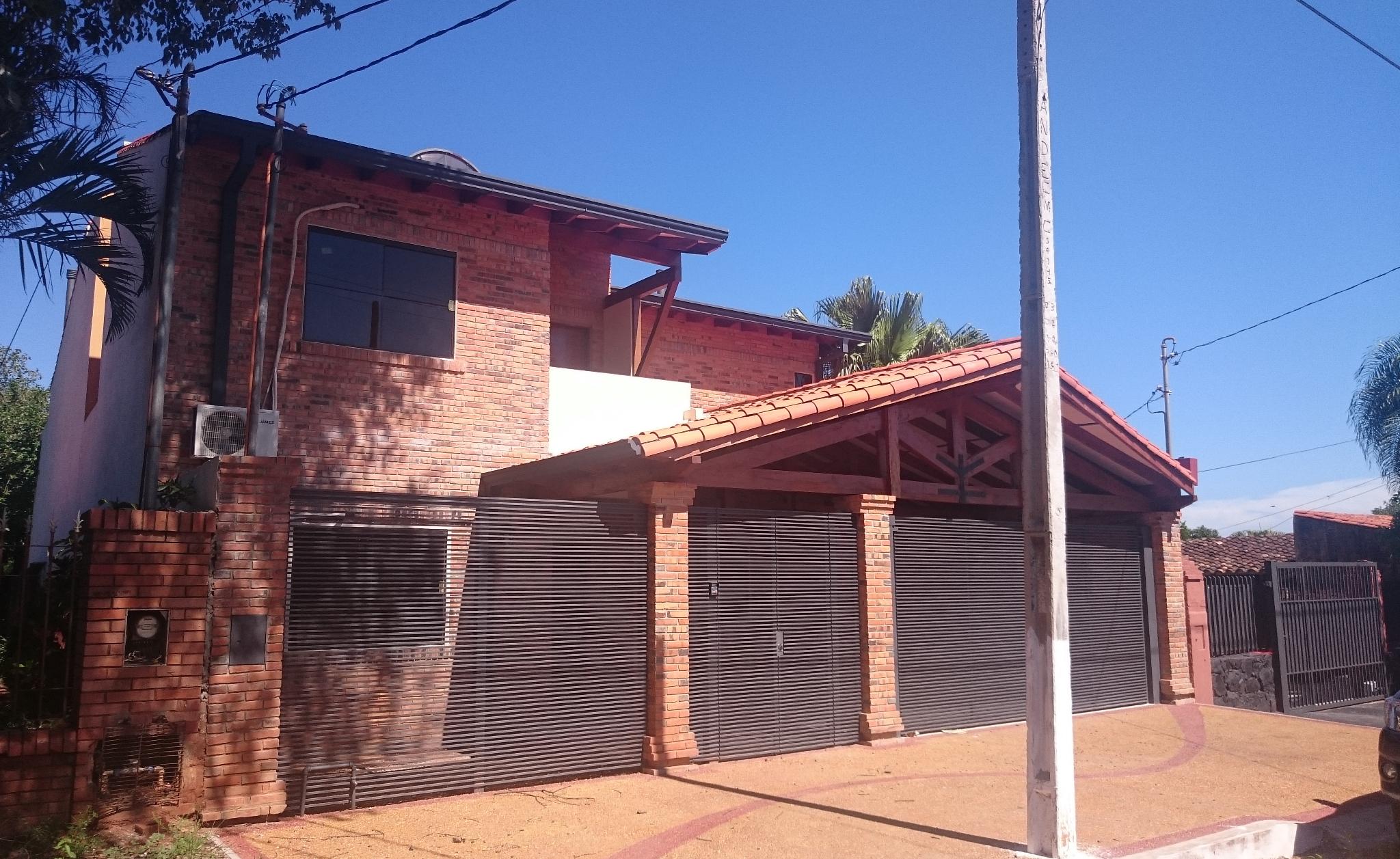 Vendo V-033 Residencia A Estrenar - Lambaré