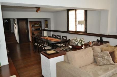 Casa 3 Dormitorios, 2 Baños, Garaje, Padrón Único, Pocitos