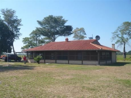 Vendo 5.000 Has En Chaco Paraguayo