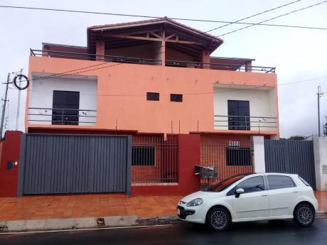 Alquilo Duplex Zona San Miguel. 2.700.000 Gs