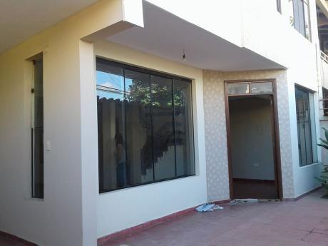 Hermosa Y Amplia Casa En Alquiler