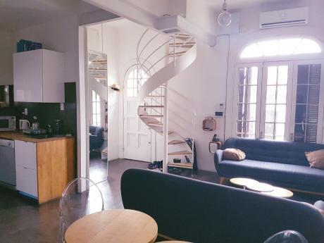 Lindo Diseño Interior A 100mts De Rambla Buceo