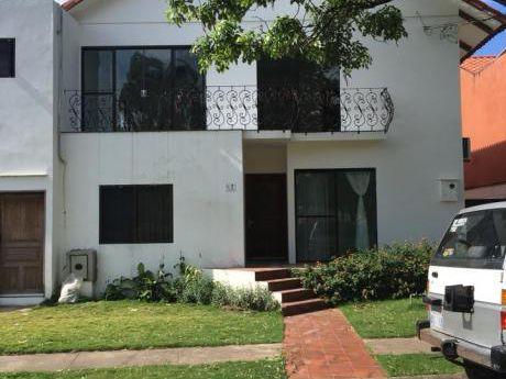 Casa En Alquiler Zona Norte Ciudad Jardin