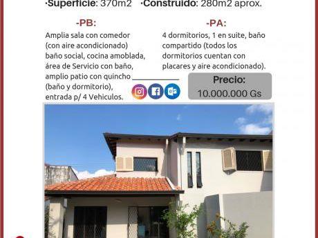 Alquilo Casa En Barrio Herrera!