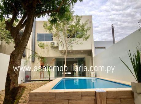 Vendo Casa A Estrenar Zona ñu Guazu