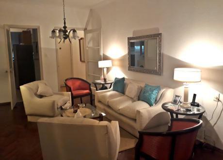 Apto Con Las Comodidades De Una Casa, 3 Dorm, Dos Baños, Patio  Amplia Terraza.
