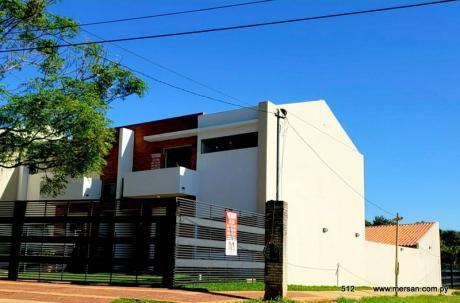 Duplex A Estrenar S/ Calle Libertad Zona Nuevo Stock Luque (CóD. 512)