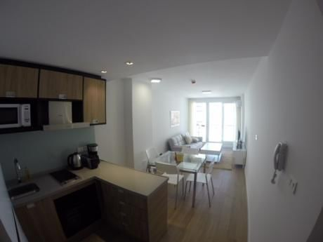 Apartamento De 1 Dormitorio Equipado A Full!