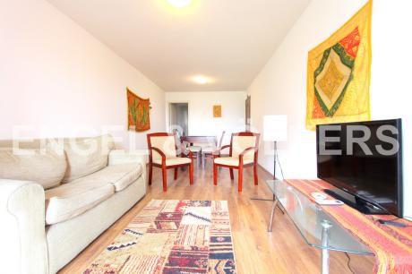 Hermoso Apartamento De 2 Dormitorios En Pocitos