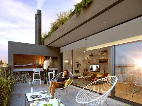 Venta Apartamento 2 Dormitorios Centro Penthouse