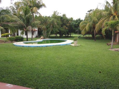 Hermosa Quinta Sobre Carretera Al Norte Km 40
