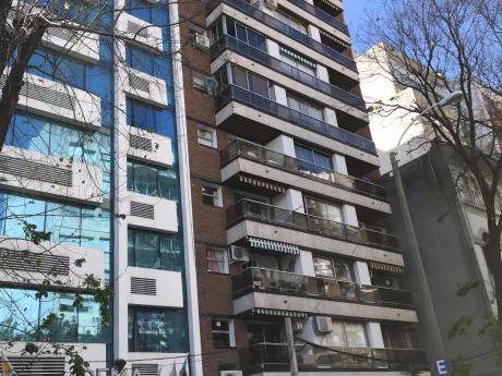 Apartamento Punta Carretas, 1 Dormitorio Con Gge Ideal Renta
