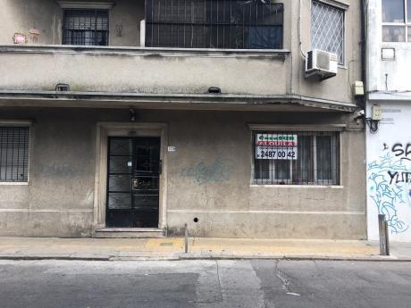 Ref 1861, Apartamento De 1 Dormitorio A Metros Del Palacio Legislativo