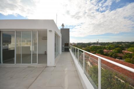 Penthouse Triplex De 3 Dormitorios Y Piscina Propia
