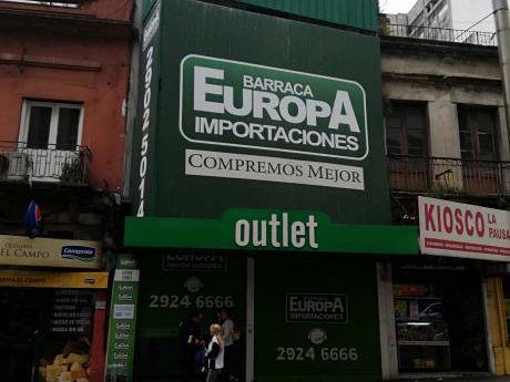 Alquiler  Local Comercial Ejido