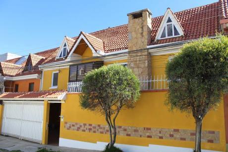 Casa En Venta -  Irpavi 2 - $us.280.000