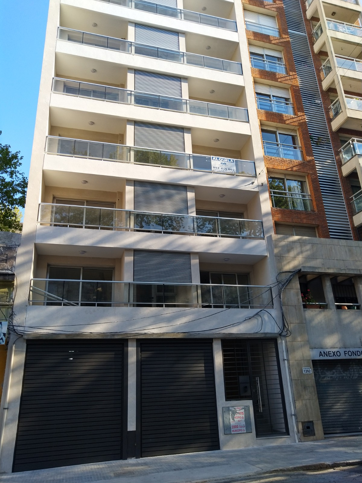Edificio Soriano Y Aquiles Lanza