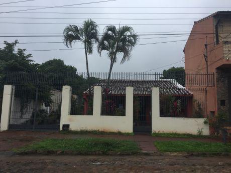 Vendo Propiedad Zona Municipalidad De Asuncion