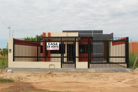 Casa Económica En Venta En La Zona Norte