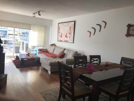 Se Alquila Apartamento 2 Dormitorios Parque Batlle Amoblado