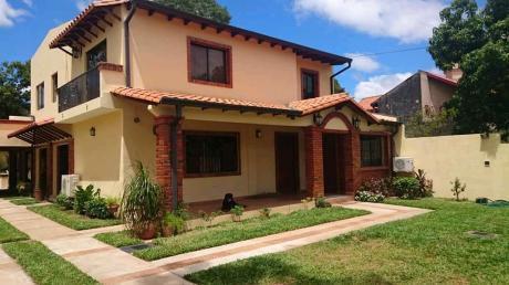 Vendo Hermosa Casa En Villa Aurelia