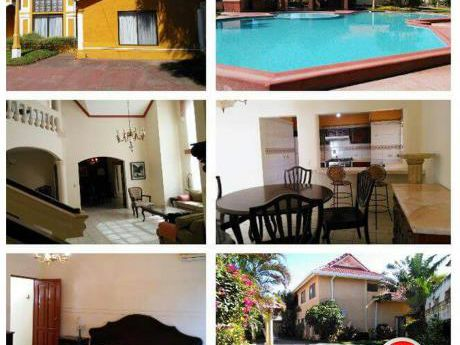 Alquiler Hermosa Casa Amoblada
