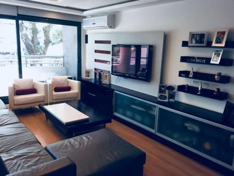 Venta Apartamento  De 3 Dormitorios En Punta Carretas.