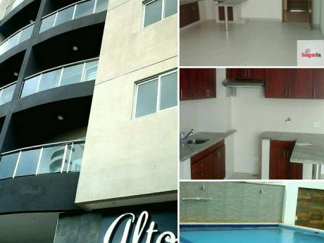 """Dpto. En """"altos Del Sur"""" Condominio - Hotel En Alquiler"""